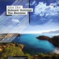 Alex Dior - Balearic Summer / The Remixes 2x12